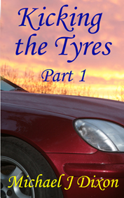 kicking the tyres novel cover