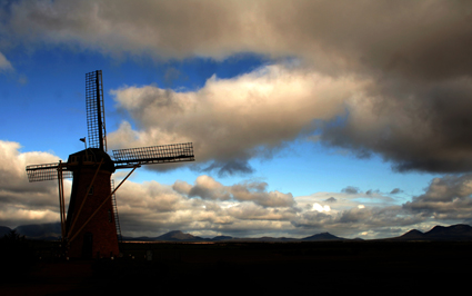 michael j dixon windmill