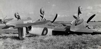the prototype mosquito PX313